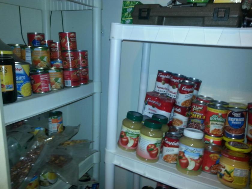 prepper-closet