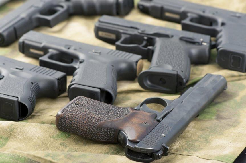 Fear is in the air: Gun Sales up more than 30% in First Half of 2016