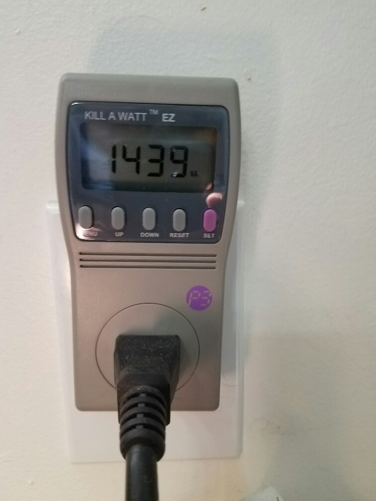 Product Review: Kill A Watt Energy Usage Monitor
