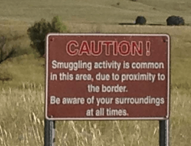 border warning 2