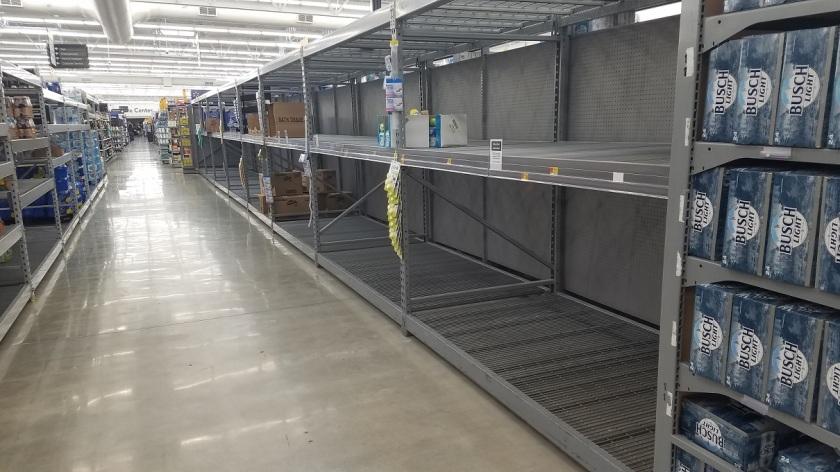 tp aisle